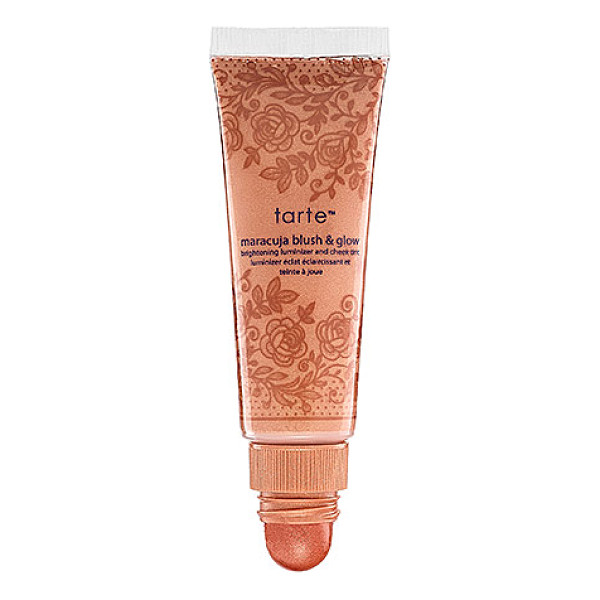 TARTE maracuja blush & glow sunlight - A duo for boosting the complexion with a rosy and luminous...