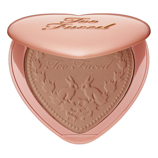 TOO FACED love flush long-lasting 16-hour blush baby love 0.21 oz/ 6 g - A long-wear, fade- and smudge-proof formula that keeps your...