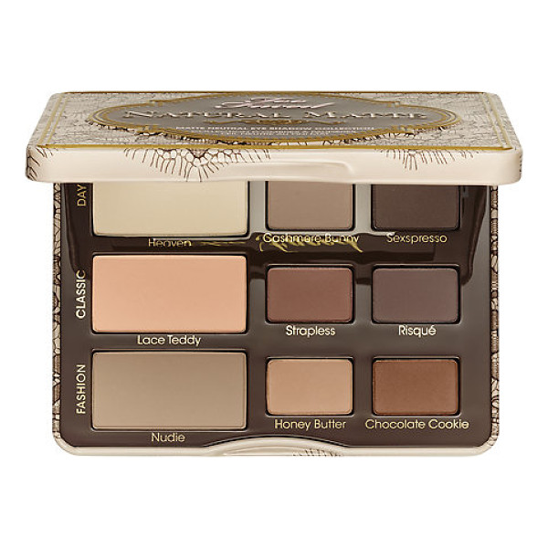TOO FACED natural matte eye palette - An award-winning Natural Eyes Neutral Eye Shadow Collection...