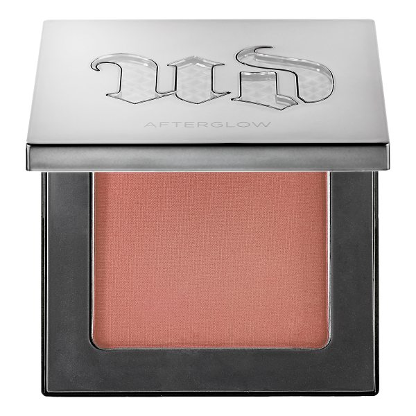 URBAN DECAY Afterglow 8-Hour Powder Blush Fetish - A blendable, finely-milled powder blush that sweeps on...