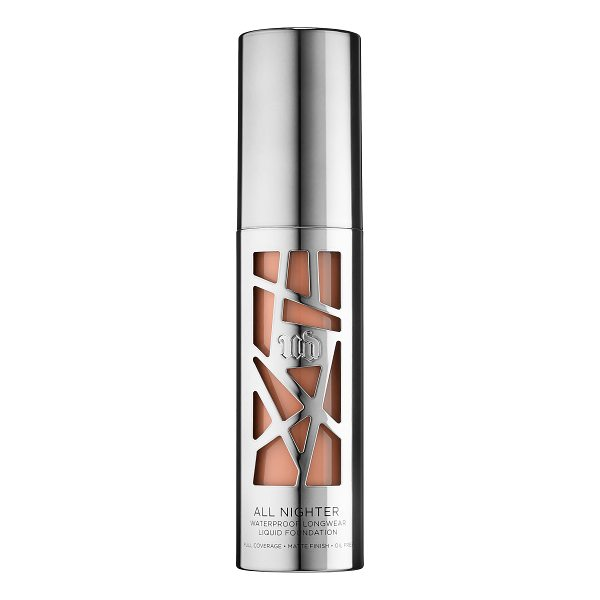 URBAN DECAY All Nighter Liquid Foundation 10 - A full-coverage, matte-finish, waterproof foundation that...