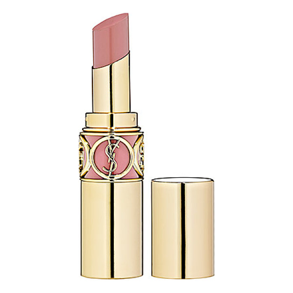 YVES SAINT LAURENT rouge volupte - silky sensual radiant lipstick spf 15 1 nude beige 0.12 oz/ 3.5 g - An extremely smooth and creamy lipstick with a formula that...