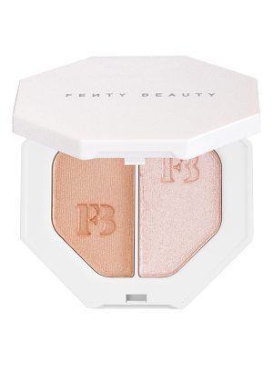 FENTY BEAUTY by Rihanna Killawatt Freestyle Highlighter Lightning Dust/Fire Crystal 2 x