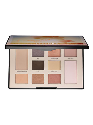 SEPHORA COLLECTION Colorful Eyeshadow Filter Palette Sunbleached Filter 8 X