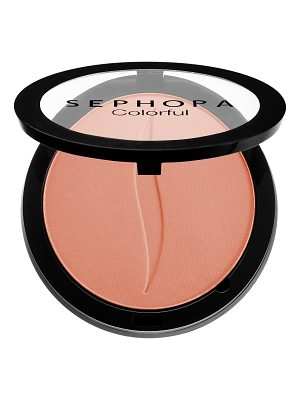 SEPHORA COLLECTION Colorful Face Powders - Blush, Bronze, Highlight, & Contour 04 Love At First Sight