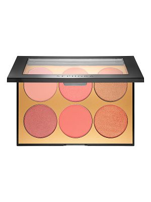 SEPHORA COLLECTION Contour Blush Palette 6 x