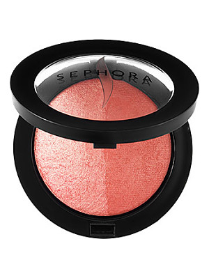 SEPHORA COLLECTION MicroSmooth Baked Blush Duo 03 Guava Glow