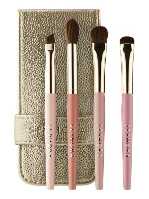 SEPHORA COLLECTION Ready In 5 Eye Brush Set Neutral