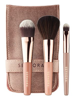 SEPHORA COLLECTION Ready In 5 Face Brush Set Neutral