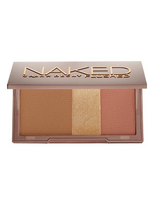 Urban Decay Naked Flushed Palette Strip