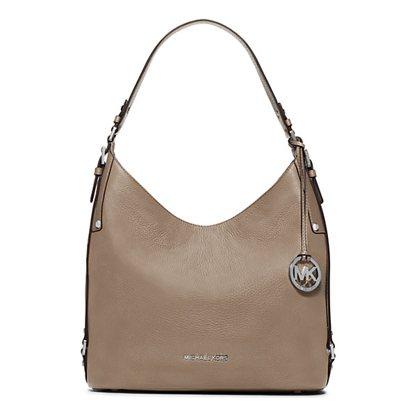 MICHAEL KORS Bedford Large Leather Shoulder Bag - The Perfectly Slouched Silhouette Of Our Bedford Shoulder...