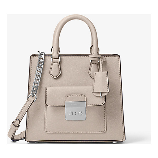 MICHAEL KORS Bridgette small saffiano leather crossbody - For a handbag that will translate stylishly from day to...