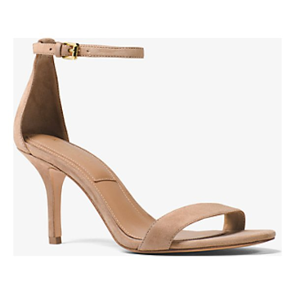 MICHAEL KORS COLLECTION Suri Suede Sandal - Our Suri Sandals Are Minimal In Design And Effortlessly...