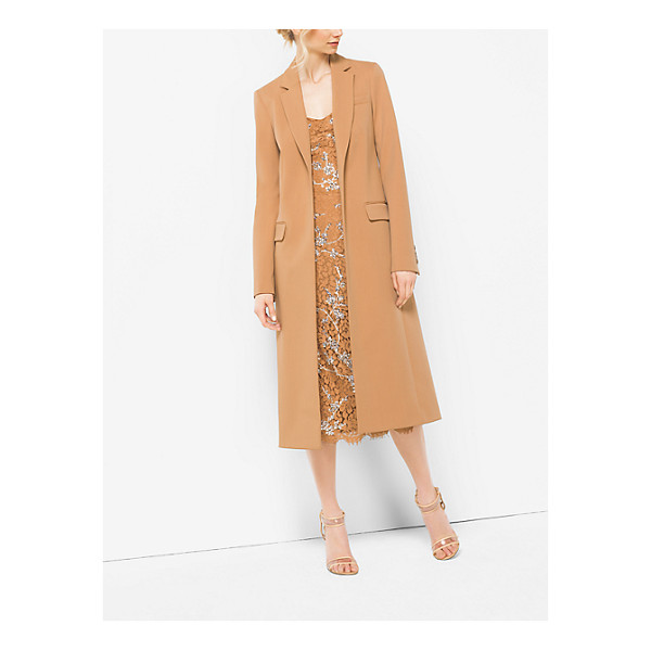 MICHAEL KORS COLLECTION Wool Reefer - In This Changing World Every Woman Needs A Coat She Can...