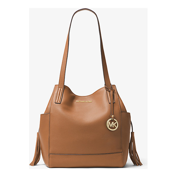 MICHAEL MICHAEL KORS Ashbury Large Leather Shoulder Bag - Our Ashbury Shoulder Bag Is Designed In Luxe Leather With...
