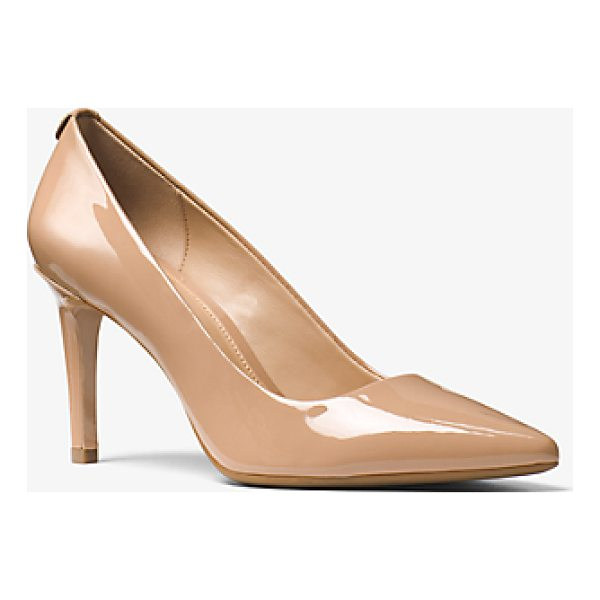MICHAEL MICHAEL KORS Dorothy Patent Leather Pump - In A Timeless Silhouette Our Dorothy Pointed-Toe Pumps Are...