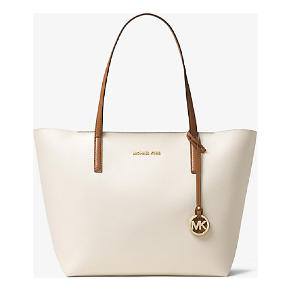 MICHAEL MICHAEL KORS Hayley Large Coated Canvas Tote - Our Hayley Tote Is A Spacious Coated Canvas Carryall With...