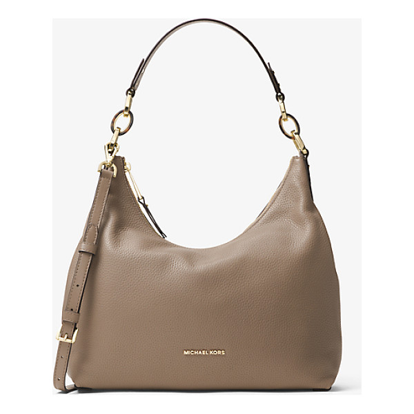 MICHAEL MICHAEL KORS Isabella Large Leather Shoulder Bag - Designed In Luxe Leather The Isabella Shoulder Bag Is An