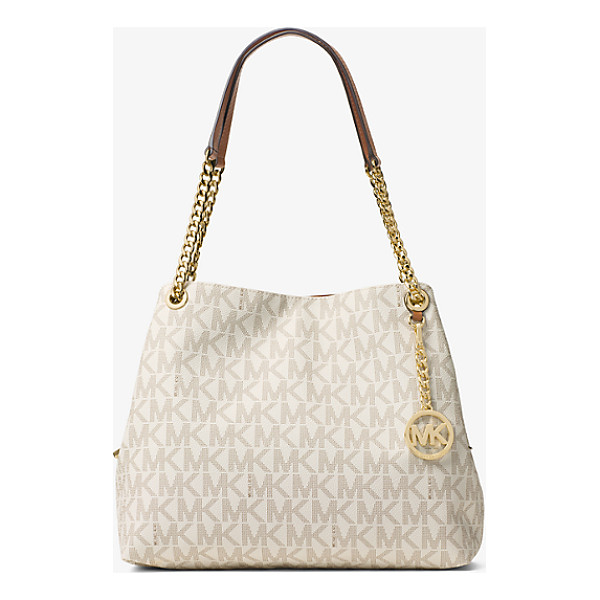 MICHAEL MICHAEL KORS Jet Set Large Logo Shoulder Bag - When It Comes To Everyday Glamour This Covetable Style Is...