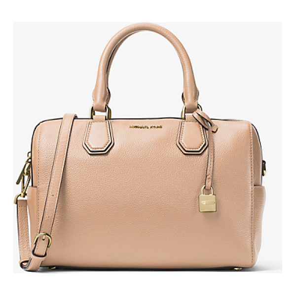 MICHAEL MICHAEL KORS Mercer medium leather duffel -