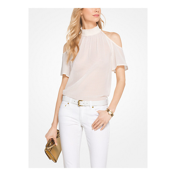 MICHAEL MICHAEL KORS Peekaboo Top - A Must-Have For Date Night Or Happy Hour This Peekaboo Top...