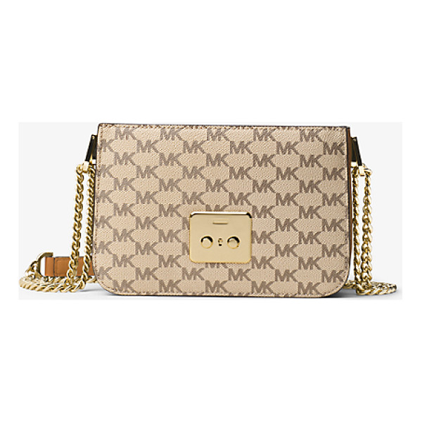 MICHAEL MICHAEL KORS Sloan Select Mix And Match Medium Heritage Logo Body - Customize A Sophisticated Shoulder Bag With Our New Sloan