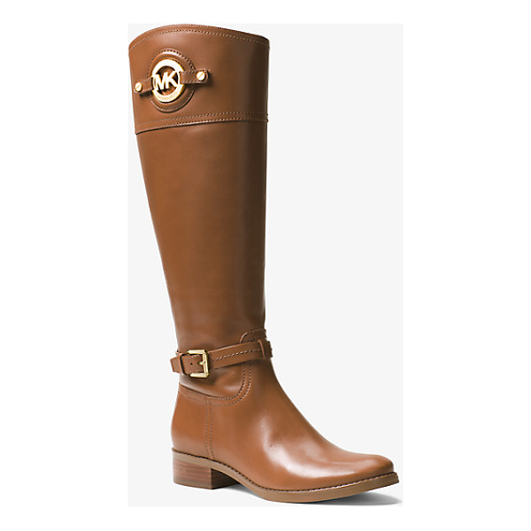 MICHAEL MICHAEL KORS Stockard Leather Boot - In Smooth Leather Our Stockard Boots Are A Perennial...