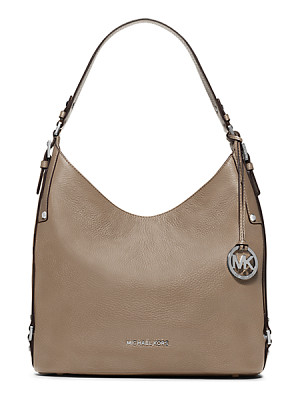 MICHAEL KORS Bedford Large Leather Shoulder Bag