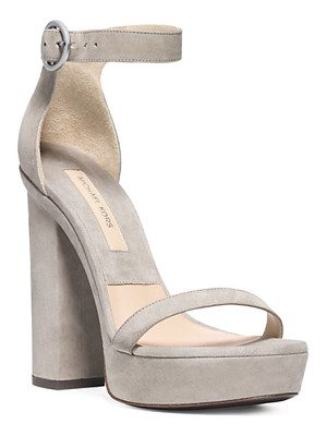 MICHAEL KORS COLLECTION Adelina Suede Sandal