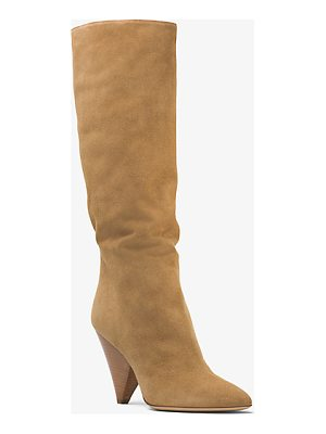 MICHAEL KORS COLLECTION Belinda Suede Boot
