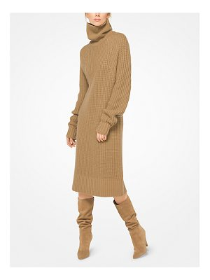 Michael Kors Collection Cashmere And Mohair Sweater Dress