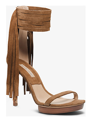 MICHAEL KORS COLLECTION Daphne Suede Sandal