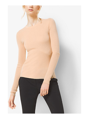 MICHAEL KORS COLLECTION Featherweight Cashmere Sweater