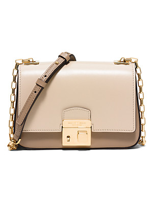 Michael Kors Collection Gia Small Leather Crossbody