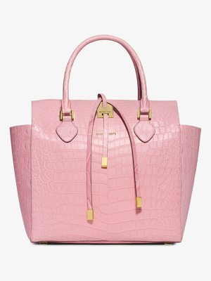 MICHAEL KORS COLLECTION Miranda Crocodile Large Tote