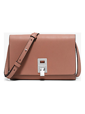 MICHAEL KORS COLLECTION Miranda Medium Leather Crossbody