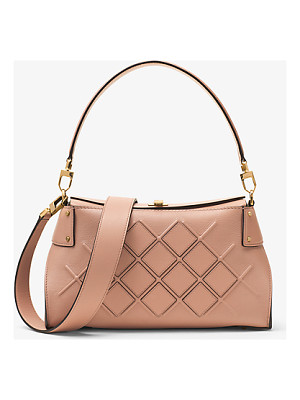 MICHAEL KORS COLLECTION Miranda Medium Quilted Leather Shoulder Bag