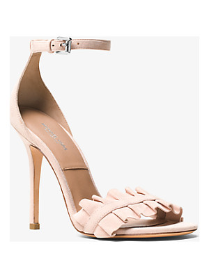 MICHAEL KORS COLLECTION Priscilla Suede Sandal