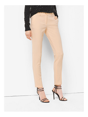 Michael Kors Collection Samantha Wool-Serge Skinny Pants