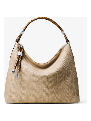 MICHAEL KORS COLLECTION Skorpios Woven Shoulder Bag
