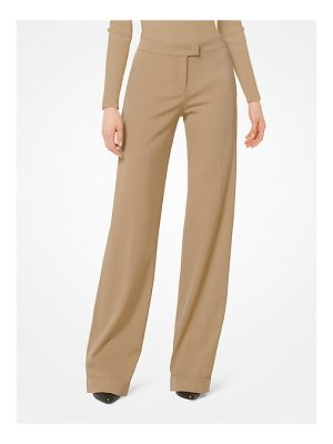 MICHAEL KORS COLLECTION Stretch-Wool Trousers
