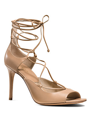 MICHAEL KORS COLLECTION Valerie Leather Sandal