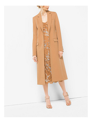 Michael Kors Collection Wool Reefer