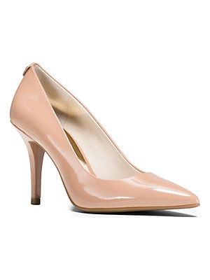 MICHAEL Michael Kors Flex Leather High-Heel Pump