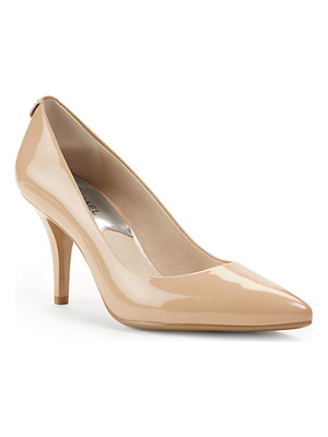 Michael Kors Flex Patent Leather Mid-Heel Pump