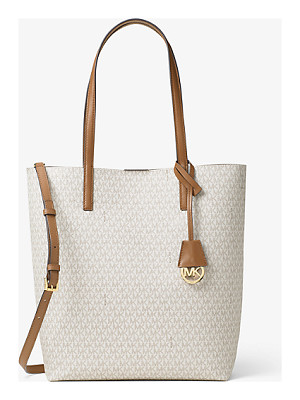 Michael Kors Hayley Large Logo North-South Tote