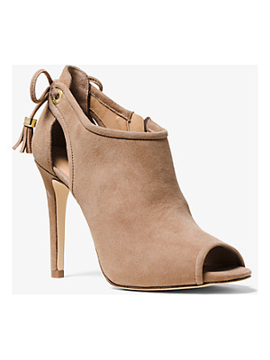 MICHAEL KORS Jennings Suede Ankle Boot