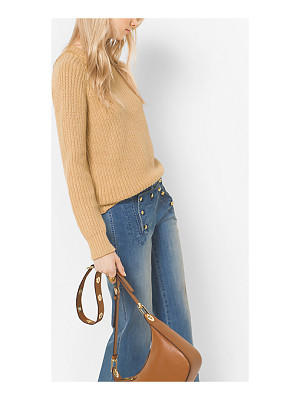MICHAEL MICHAEL KORS Cotton-Blend Shaker Sweater