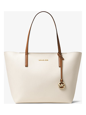 MICHAEL MICHAEL KORS Hayley Large Coated Canvas Tote