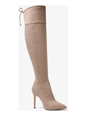 MICHAEL MICHAEL KORS Jamie Stretch Suede Boot